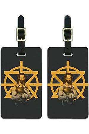 Graphics and More WWE Seth Rollins und Logo, Gepäckanhänger für Koffer