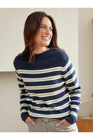 Avena Damen Pullover - Damen Pulli noch offen: Muster