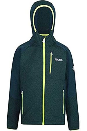 Regatta Unisex Kinder Lostock Coolweave Jacket With Extol Warm Backed Knitted Stretch Fabric fleece