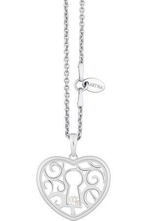 ASTRA Damen Halsketten - Kette ' OPEN HEART