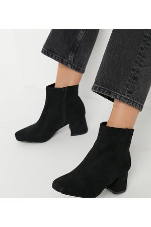 Simply Be – Jane – Ankle-Boots in mit Absatz