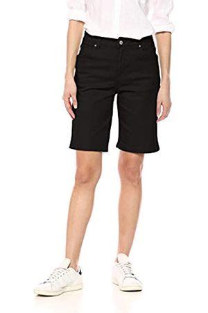 Lee Uniforms Damen Relaxed-Fit Bermuda Short Jeansshorts