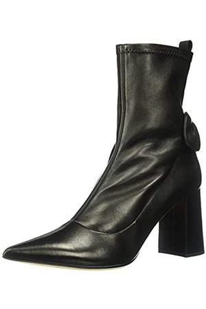 FRANCES VALENTINE Valerie Damen-Stiefel, (schwarzes Leder)