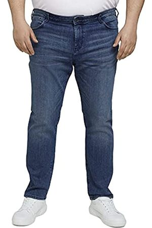 TOM TAILOR Herren 1027651 Plussize Slim Jeans, 10280-Light Stone Wash Denim