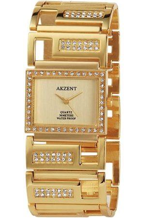 Akzent Damen-Uhren mit Metallband 185904000003