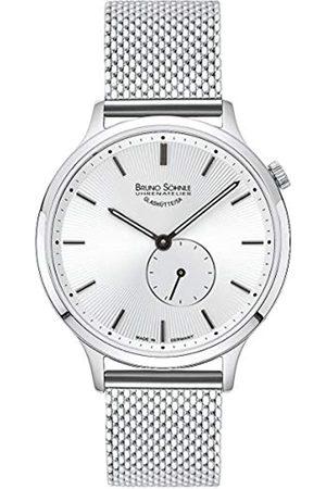 Soehnle Bruno Söhnle Damen Analog Quarz Uhr mit Edelstahl Armband 17-13213-240