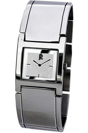 Pierre Lannier 212b601-orologio Damen, Stahl verchromt, Analog Quarz, Armband mit Zifferblatt