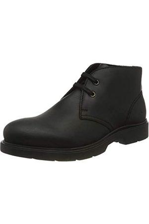 Lumberjack Herren Charlie Oxford-Schuh, Black