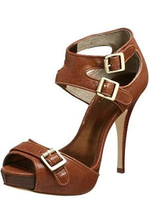 PELLE MODA Vicious Damen-Sandalen mit Knöchelriemen