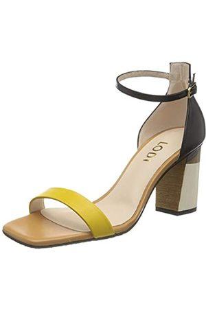 Lodi Damen Gunar-ge Sandale mit Absatz