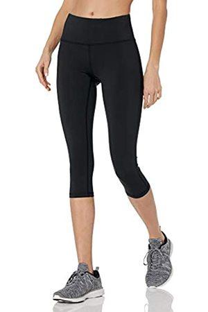 Amazon Mid Rise Capri Every Day Fitness Leggings-Pants