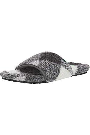 Sanük Damen Furreal Chill Slide Sandalen zum Reinschlüpfen