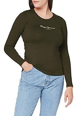 Pepe Jeans Damen T-Shirt NEW VIRGINIA LS