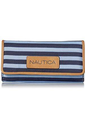 Nautica Damen The Perfect Carry-All Money Manager Oraganizer with RFID Blocking Wallet Geldbörse