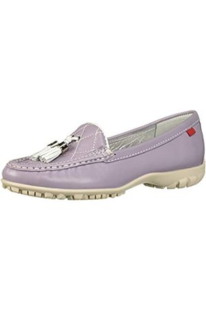 Marc Joseph New York Damen Echtleder Made in Brazil Wall Street Golf Schuh Sportschuh, Violett (Lavendelnappa/ )
