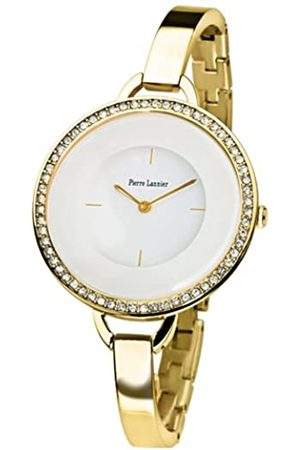 Pierre Lannier Damen-Armbanduhr Analog Gold 081H502