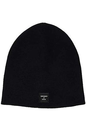 Superdry Mens FINE LUX Beanie Hat