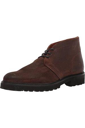 Frye Men's Edwin Chukka Ankle Bootie, Brown