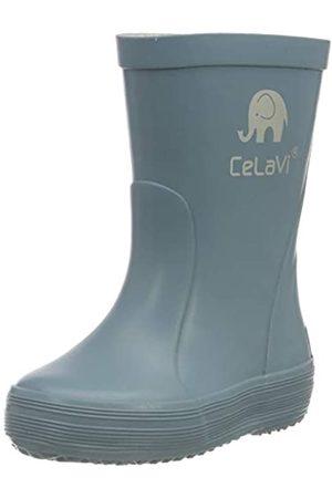 CeLaVi Boys Basic wellies solid Rain Boot