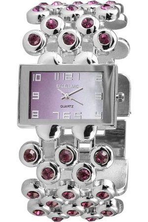 Excellanc Damen-Uhren mit Metallband 152023800041