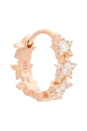 Maria Tash Constellation Eternity Diamond & 18kt Earring