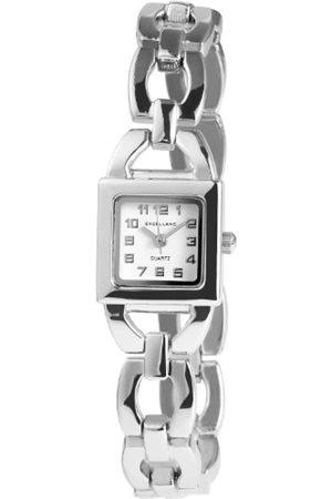 Excellanc Damen-Uhren mit Metallband 180022000333