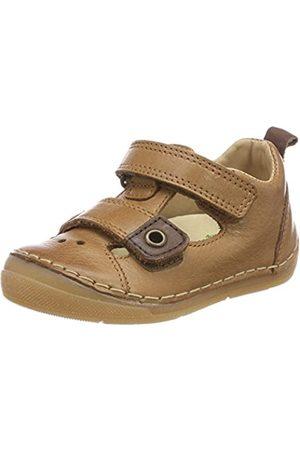 Froddo Unisex-Kinder Children Sandal G2150074-5 Mokassin, (Brown)