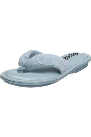 Deer Stags Damen Tickle Slipper, Blau (hellblau)