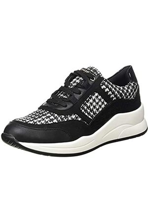 Maria Mare Damen Nemesis Sneaker, Discus Negro/Brina Negro/Soft Negro/Crotico Negro/Charol Negro