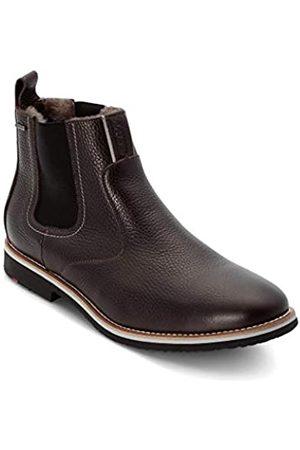 Lloyd Herren Chelsea Boots VIGO, Männer Stiefeletten,Stiefel,Halbstiefel,Bootie,Schlupfstiefel,gefüttert,Winterstiefeletten