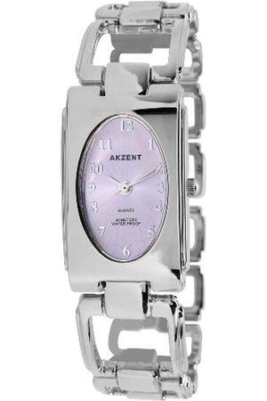 Akzent Damen-Uhren mit Metallband SS7123800071