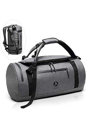 Aegis 35L Duffel Bag Rucksack für Reisen Gym Weekender mit Schuhfach Reiß- & Wasserabweisend