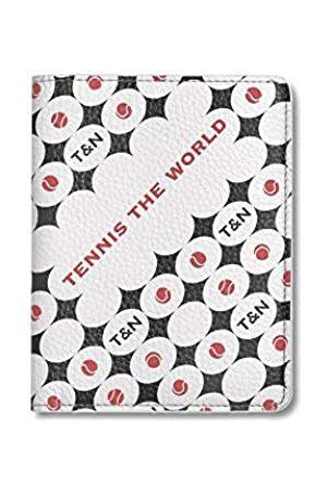 T&N Hochwertige Reisepasshülle aus Leder mit RFID-Blockierung