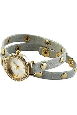 Excellanc Damen-Armbanduhr XS Analog Quarz Verschiedene Materialien 199001500001