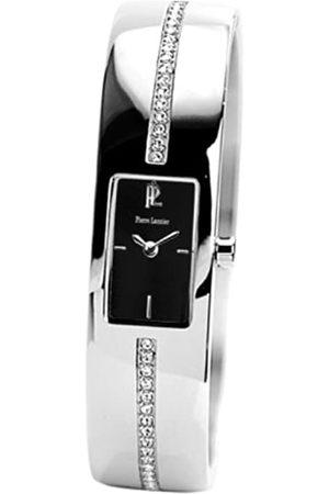 Pierre Lannier Damen-Armbanduhr Analog Edelstahl 043F631