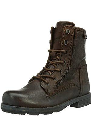 Yellow Cab Damen Charger W Combat Boots, (TAN)