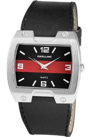 Excellanc Damen-Uhren mit Polyurethan Lederband 193021100396