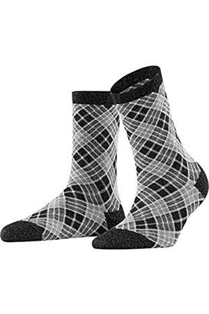 Burlington Damen Socken Ladywell Rhomb - Baumwollmischung, 1 Paar