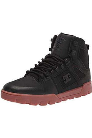 DC Pure High Top Winter Cold Weather Casual Schneestiefel, ( /Gum)