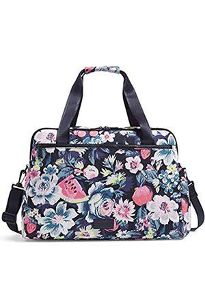 Vera Bradley Recycelte Lighten Up Reactive Weekender Reisetasche für Damen, Mehrfarbig (Gartenpicknick)