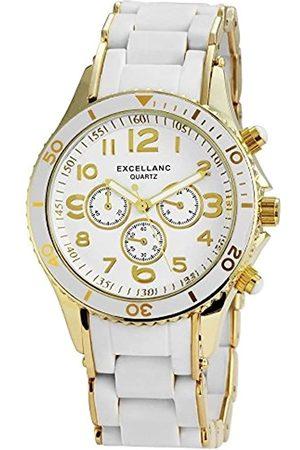 Excellanc Damen-Armbanduhr Analog Quarz 150902000001