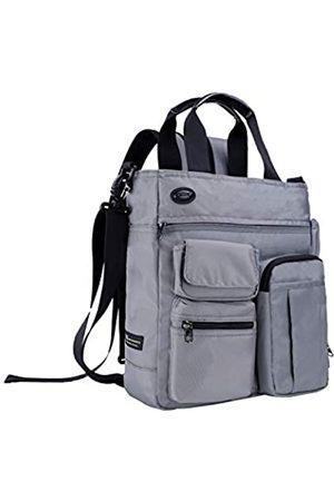 AMJ Kleine Umhängetasche Messenger Bag Crossbody Business Laptop Multifunktionstasche Taschen für Reisen Schule Arbeit Männer & Frauen, ( Groß)