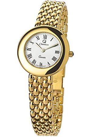 ORPHELIA Damen Armbanduhr Analog Quarz MON-7076