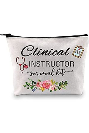 GJTIM Kliniklehrer Geschenk Kliniklehrer Schätzen Geschenk Kliniklehrer Survival Kit Kosmetiktasche