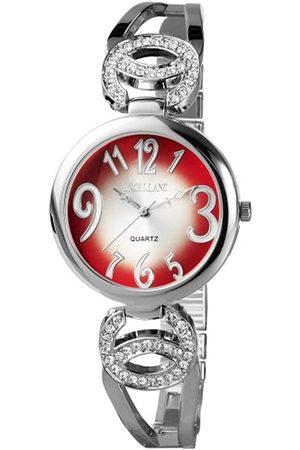 Excellanc Damen-Uhren mit Metallband 152427000020