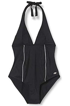 Haute Pression Damen Badeanzug, Mehrfarbig Gr. 38