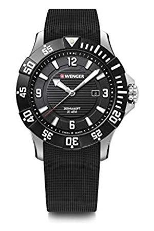 Wenger Unisex-Erwachsene Uhr 01.0641.132