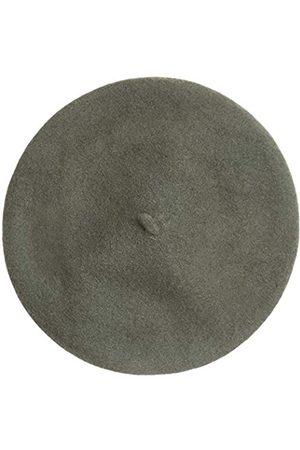 MIRMARU Baskenmütze für Damen, Winter, französischer Stil, weiche Wollmischung, lässig, warm