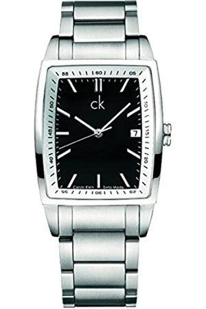 Calvin Klein Herren-Armbanduhr Bold Analog Edelstahl K3031175