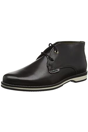 NoBrand Herren Gun Chukka Boots, (Black)